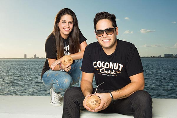 danielle zig interview coconut cartel
